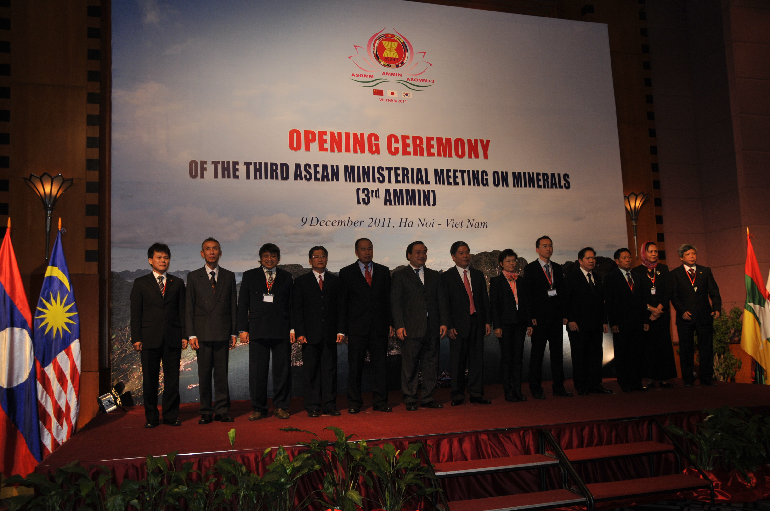 ASEAN agrees on minerals compact